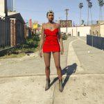 Dress Ava (SP / FiveM) 1.0
