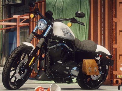 Harley-Davidson XL883N Sportster Iron 883 2017 [Add-On] 1.0