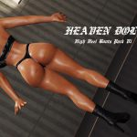 High Heel Boots Pack For MP Female Thicc mod 1.0