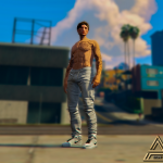 Jogger Pants For MP Male 1.1