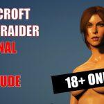Lara Croft Tomb Raider Original Full Nude 18+ 1.0
