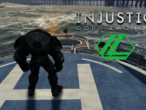 Lex Luthor (Injustice Pack) [Add-On Ped] 1.0