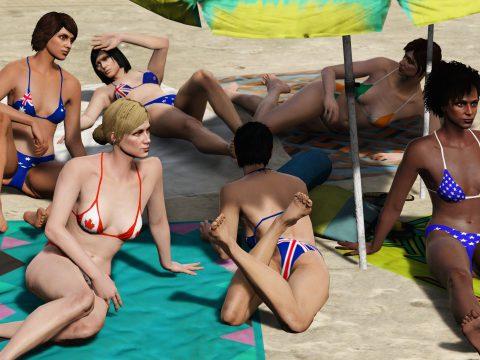 MP Female Anglosphere Flag Bikini [Replace/.OIV] 1.0