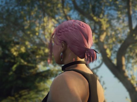 MP Female Daisy Hairstyle 1.0