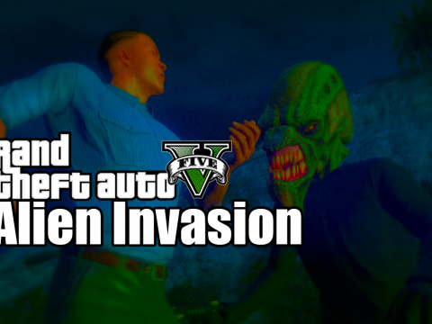 Missions with aliens from GTA Online 1.0