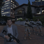 Personal Army (Active bodyguards squads and teams) [.NET] 2.2