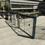 Police Station Gate Mission Row [YMAP / FiveM] 1.0