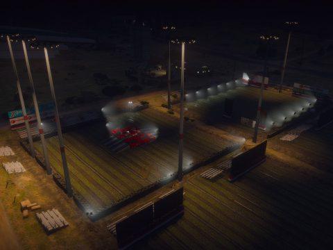 San Andreas Motorsport - Grapeseed Monster Truck Arena [Menyoo] 1.0
