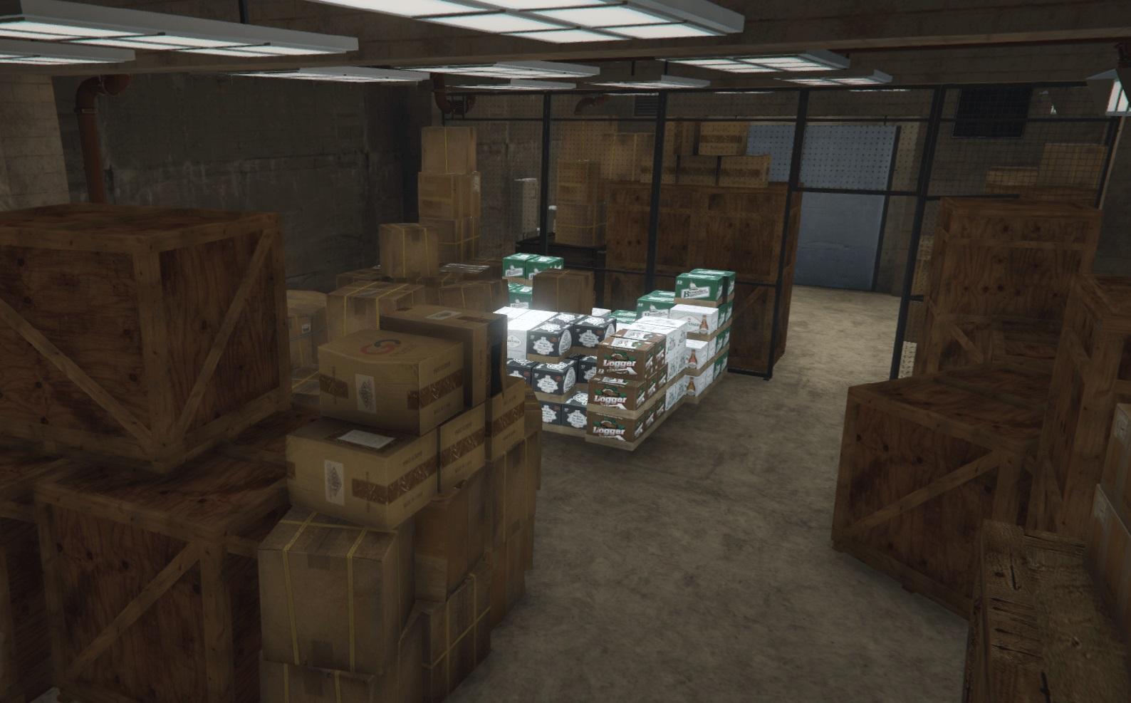 [MLO] Small Warehouse [SP / FiveM] 1.0