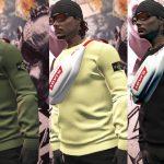 Stone Island Shirt Pack MP Male [SP / FiveM]
