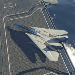 Swept wing (Fold wing) Aircraft Control 1.0