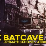 The Batcave + Add-On Props 2.1