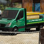 Travis Perkins Mercedes Sprinter Dropsides Flatbed [Replace   Livery] 1