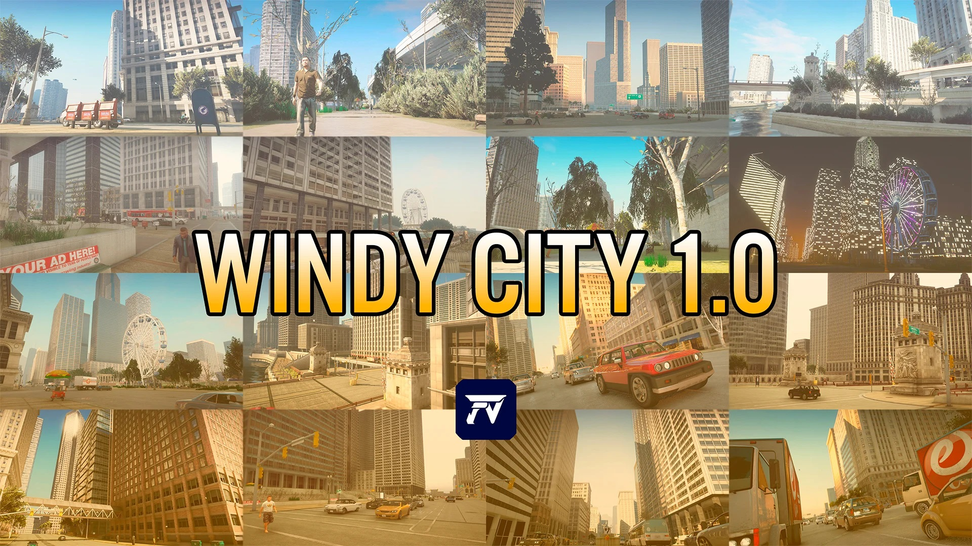 Windy City & Windy City Christmas Edition 1.0
