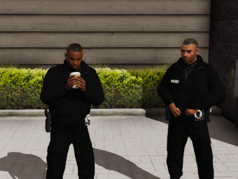 Winter Uniforms for LSPD Ped 1.0
