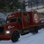 eCola Packer and Trailer [Add-On] 1.0