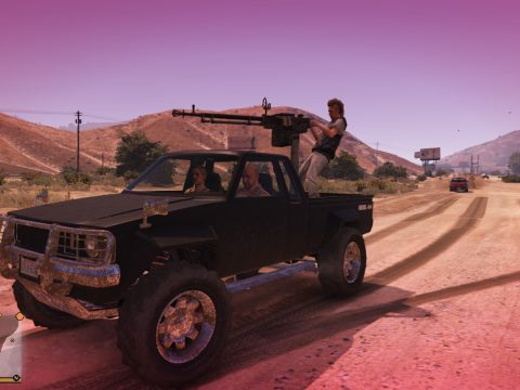Gang and turf trevor philips industries 1.0