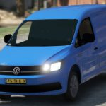 2016 Volkswagen Caddy Maxi