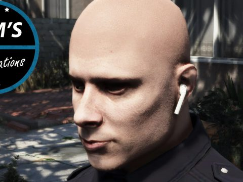 AirPods for MP PED 1.0