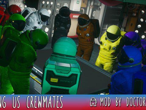 Among Us Crewmates 1.0