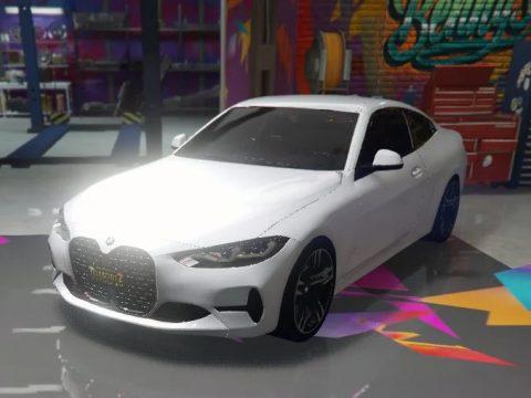BMW serie4 420i 2020 [Add-On]