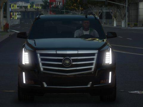 Cadillac Escalade 2015 [Add-On] fix crash game