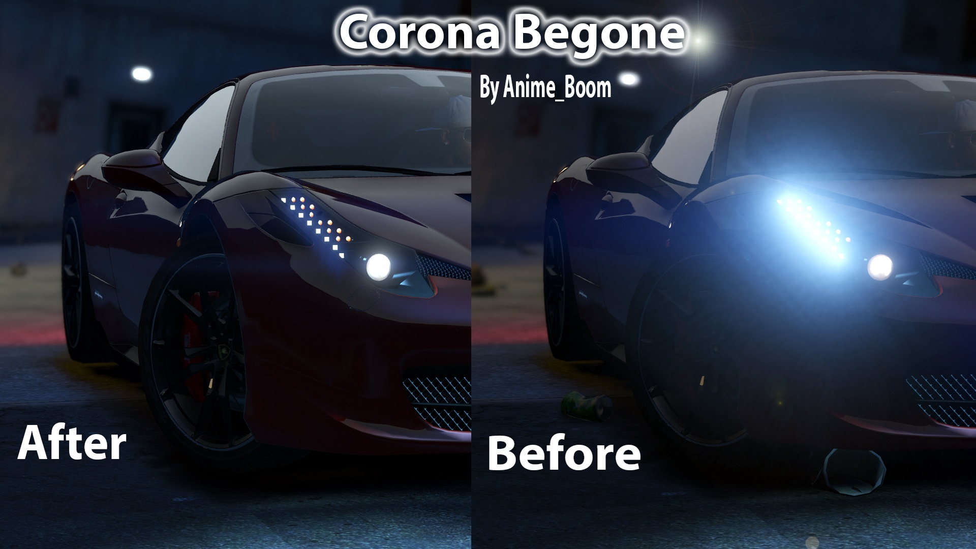 Corona Begone 1.3