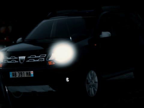 Dacia Duster 2014 [Replace] 1.0