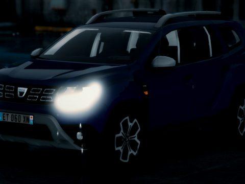 Dacia Duster 2018 1.0