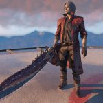 "Dante From DMC 5 (w/Cloth) and Devil Sword - ""Sparda"" 1.0"