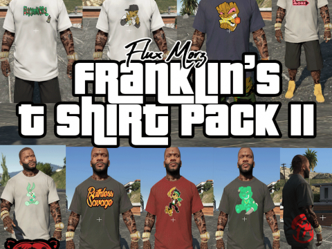 Franklin T Shirt Pack II 1.0