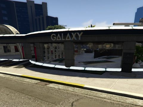 Galaxy Showroom Cars [Menyoo] 1.0