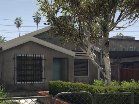 [MLO] Groove Street House [Add-On SP / FiveM] 1.0