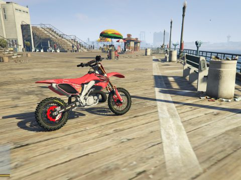 Honda CR 85cc [Add-On] 1.1
