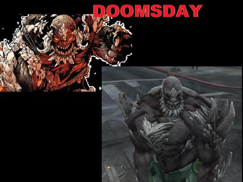 Injustice Doomsday 2.0