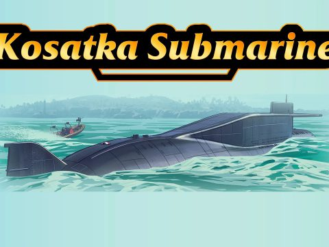 Kosatka Submarine 1.0