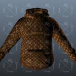 Supreme & Lv Box Hoodie for MP Male [Brown][SP / FiveM] 1.0