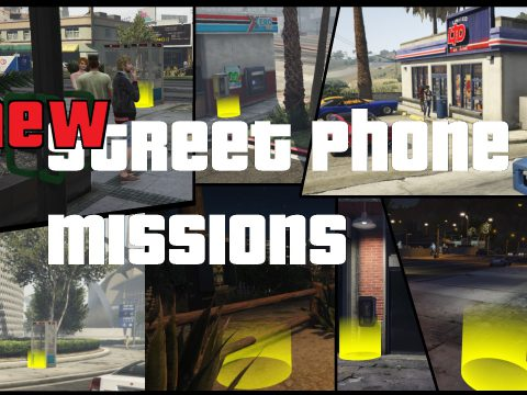 New Street Phone Missions 1.9