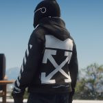 Off-White hoodies (4 hoodies total) [replace] [MP-Male] 1.0
