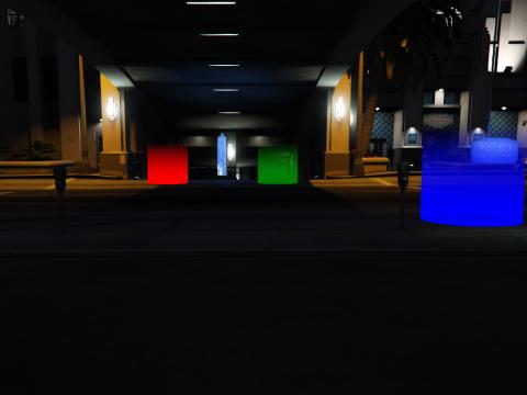 Police Garage Mod 1.0