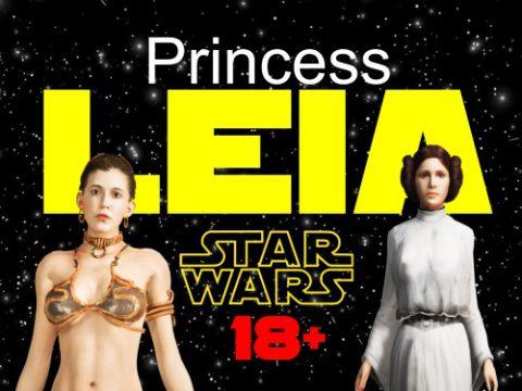 Princess Leia Pack 18+ w/cloth physics 1.0