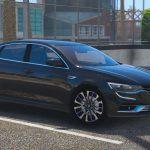 Renault Talisman sivil polis [Replace | ELS]