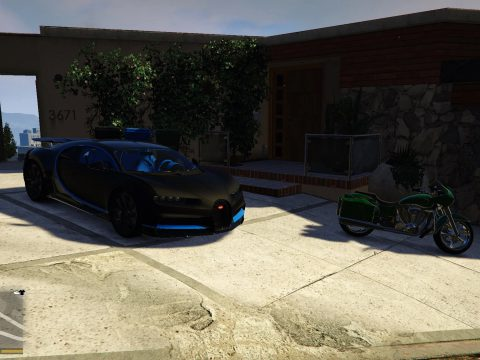 Replace Player Vehicle Script 1.0