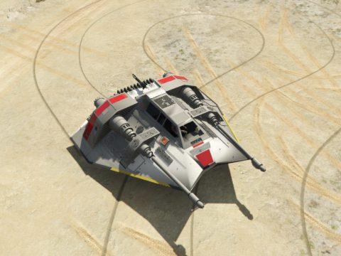 Star Wars Snowspeeder [Add-On] 0.2