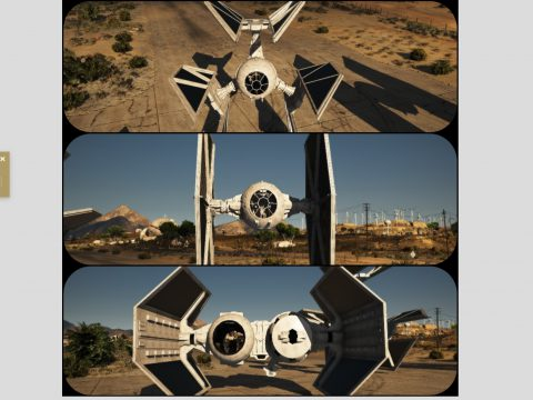 Star Wars TIE Fighter Collection