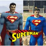 Superman (MKvsDC) W/Cloth Physics 1.3