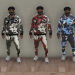 Supreme Camo Collection Hoodies + Pants