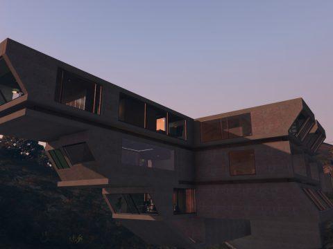 The Big F (Franklin's Secret Agent Mansion) [MapEditor] 1.0