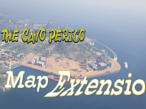 The Cayo Perico Extension (Menyoo) 1.1