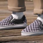 Vans Slip Ons for Frank/MP Male 1.0